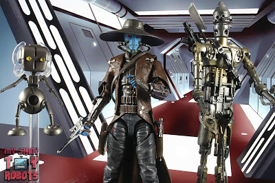 Star Wars Black Series Cad Bane & Todo 360 52