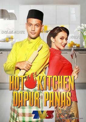 Dapur Panas Tv3 Mulai 31 Oktober 2017 Hari Setiap Khamis Masa 11 30 Pagi