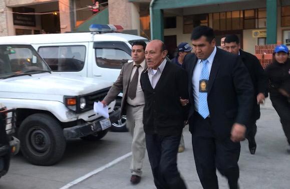 El inquilino arrestado ayer luego de disparar contra los dueños de casa / RRSS