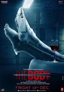 The Body First Look Poster 2