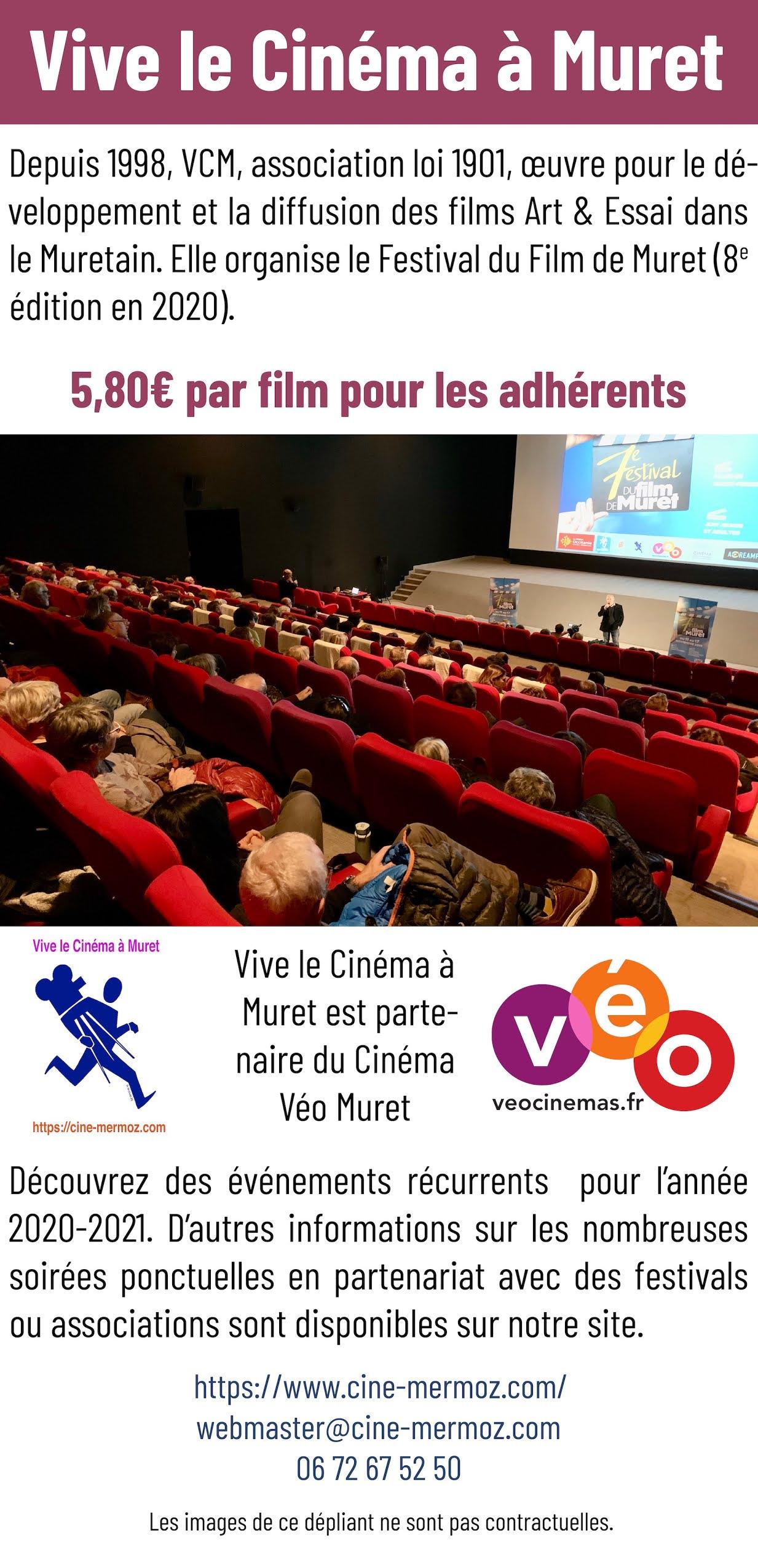 Vive le Cinéma à Muret