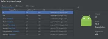 ,android, Android Studio,install,Android,Virtual,Device,AVD,android studio,
