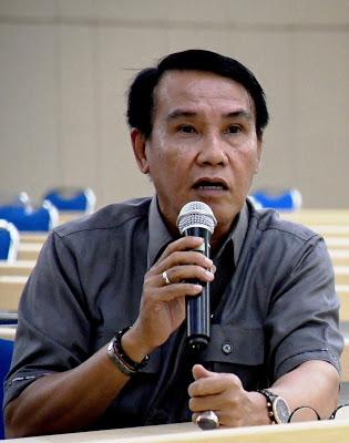 Agam Gumay : Komisi I DPRD Jabar Dukung Penuh  BPSDM Sebagai Corporate University