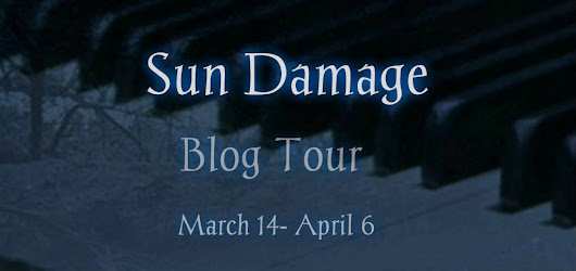 Blog Tour: Sun Damaged by Nikki Rae ~ Spotlight ~ ARC Review ~ Author Interview ~ Giveaway !!! ~ Curse of the Bibliophile