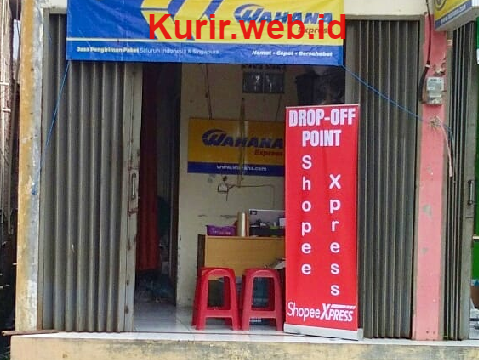 DOP Shopee Express Bandung