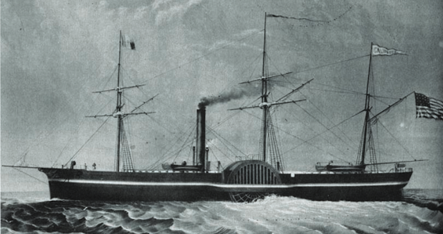 Pacific Mail