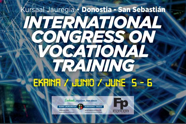 congreso formación profesional euskadi 2019