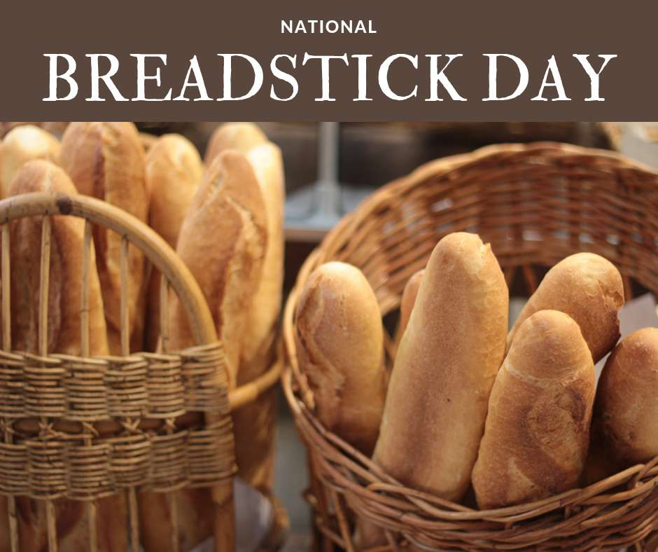 National Breadstick Day Wishes Images download