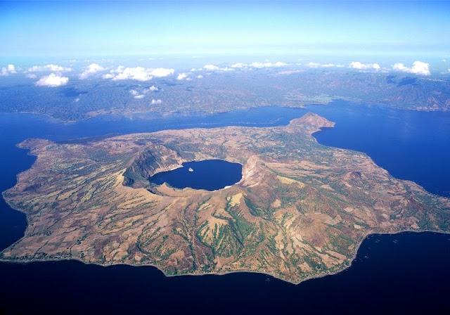 Taal Volcano Island, Philippines