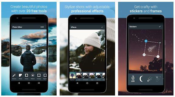 Aviary Photo Editor - Μία πλήρης, εύχρηστη και δωρεάν εφαρμογή επεξεργασίας φωτογραφιών