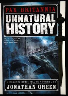 Portada del libro Unnatural History, de Jonathan Green