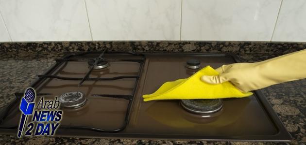 طرق جديدة لتنظيف الموقد (البوتوجاز) .. المطبخ الأمريكي ليس كل المزايا ArabNews2Day