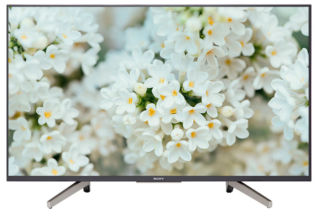 Android Tivi Sony 4K 43 inch 43X7500F