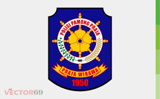 Logo Polisi Pamong Praja - Download Vector File CDR (CorelDraw)