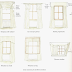 2piece Sheer Panel with 2inch ROD Pocket Window Curtains 54inch Width X 84inch Length Neon