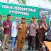 Kapolres Tanjung Balai Bersama Forkopimda Tinjau Lokasi Percontohan Kebun Hidroponic
