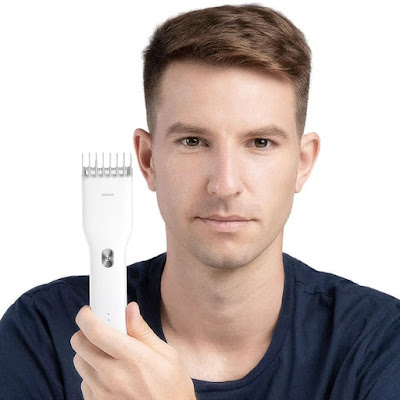 Xiaomi Enchen - A máquina de cabelo ideal para a tua quarentena