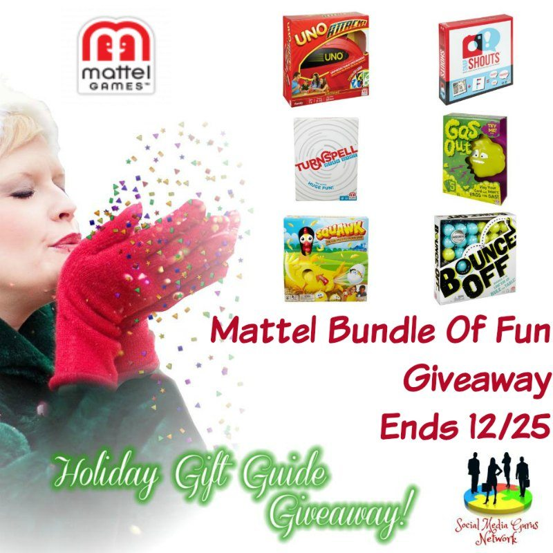 Mattel Bundle of Fun Giveaway