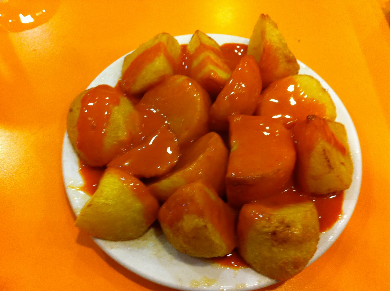 2 Years in Madrid: Art and Potatoes