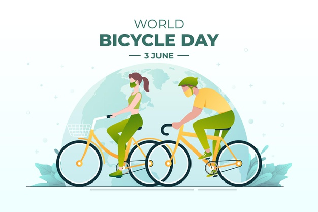 Hari Sepeda Sedunia 3 Juni