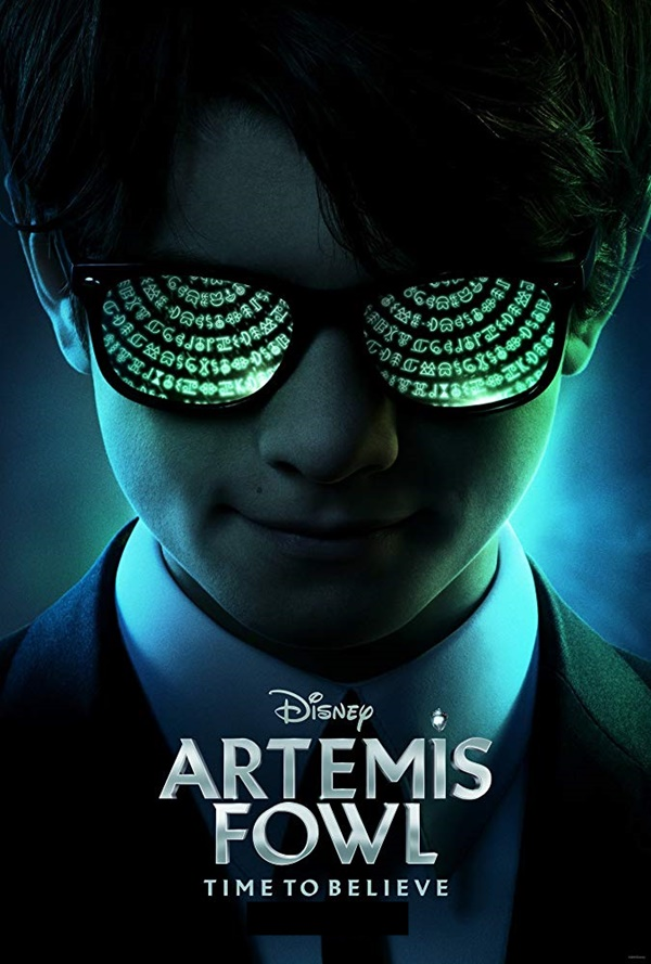 Filem animasi dan fantasi Artemis Fowl