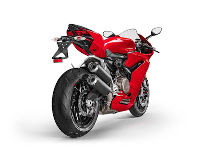 2016 Ducati 959 Panigale Super Bike rear view image