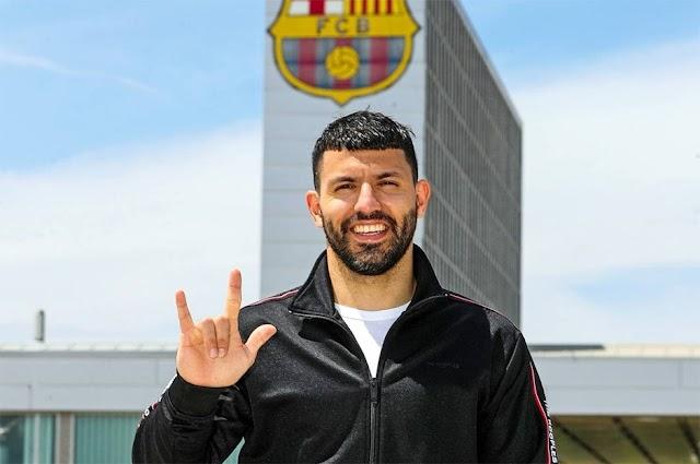 """Αγουέρο: """"Ήρθα στη μεγαλύτερη ομάδα του κόσμου"""""""