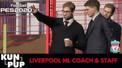 PES 2020 Kunpup Liverpool ML RePack