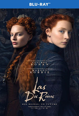 Mary Queen Of Scots 2018 BD25 Latino