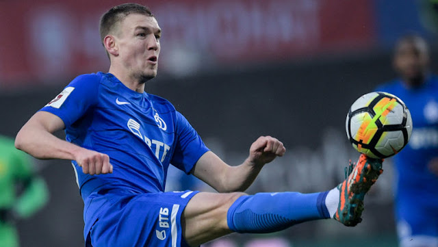 Луценко ушел из «Динамо»