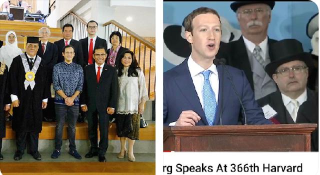 Nadiem Jadi Sorotan, Pakaian Tak Sopannya Dibandingkan dengan Mark Zuckerberg