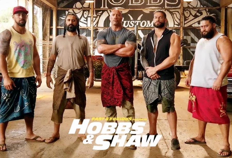 Fast & Furious Presents : Hobbs & Shaw - Meet The Brothers
