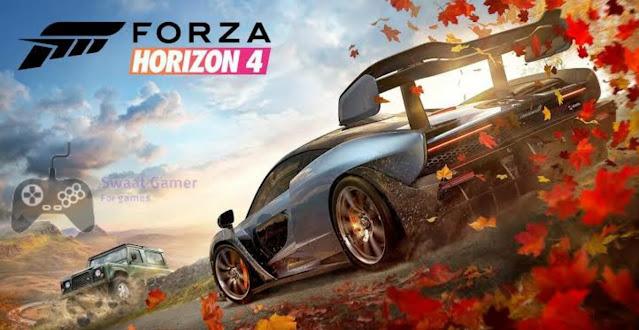 تحميل لعبة forza horizon 4 للكمبيوتر مجانا