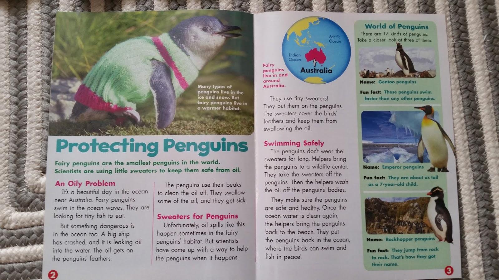 Nonfiction Articles For Kids