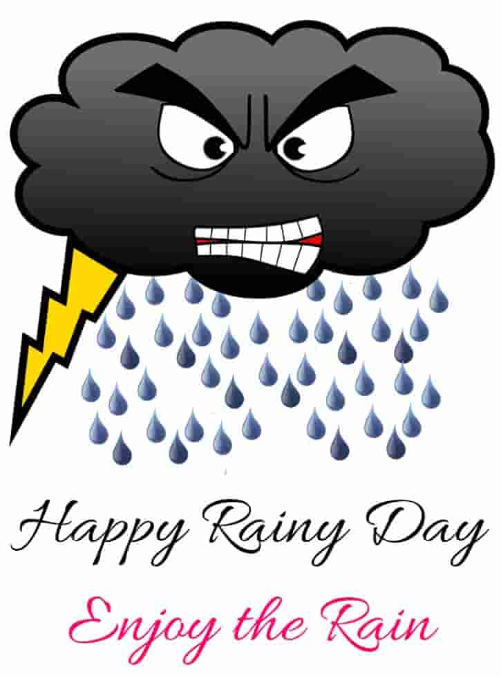happy rain day