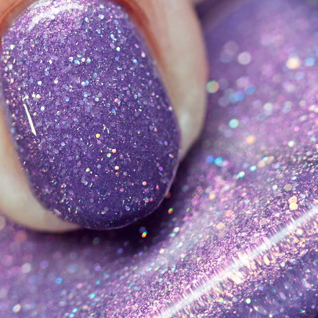 Nail Hoot Indie Lacquers The Water Nixie
