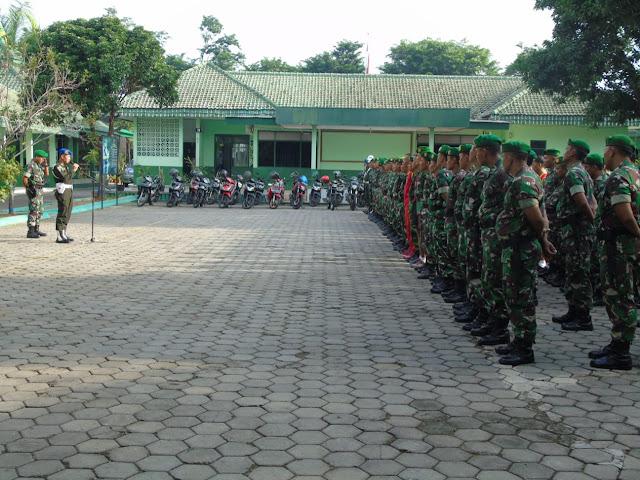 Kodim Karanganyar – TNI Cinta Disiplin