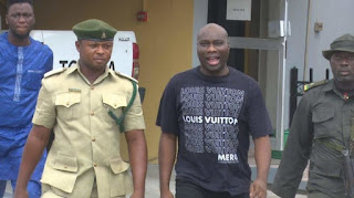 image result for nigerian mompha arrested by efcc for fraud