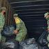 Llegan más de 200 toneladas de víveres a Tabasco