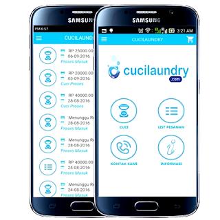Jasa Pembuatan Aplikasi Laundry, Jasa Pembuatan Aplikasi, Aplikasi Laundry