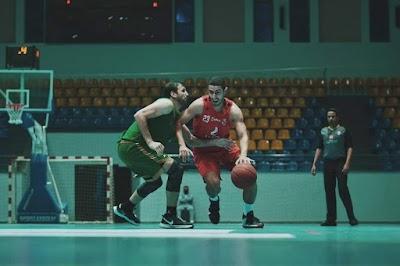 الأهلي بطلا لدوري المرتبط لكرة السلة