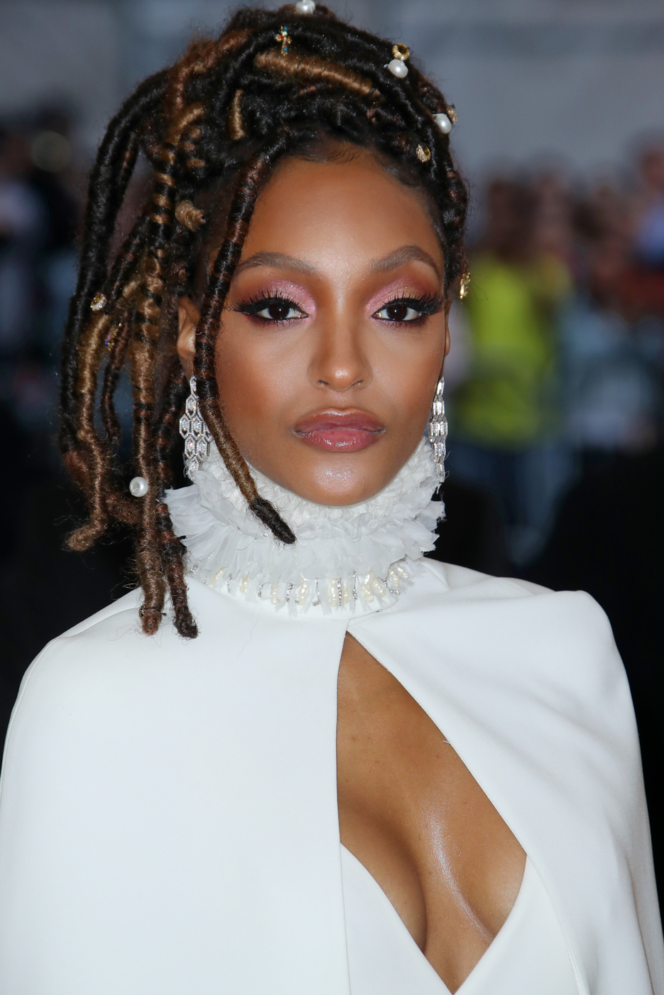 JOURDAN DUNN 2018 MET GALA