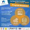 Hari Pertama Fullstak Web Developer Rumah Coding