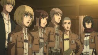 進撃の巨人4期 アニメ | アルミンアルレルト  | Attack on Titan The Final Season | Armin Arlert