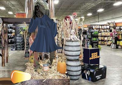 Halloween Mall 21