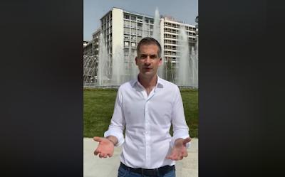 Αμετανόητος και προκλητικός ο δήμαρχος Μπακογιάννης