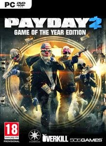 PAYDAY 2 GOTY Edition 2014 Full Version PC Game