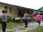 Kapolres Samosir Didampingi Ketua Bhayangkari Silaturahmi Kamtibmas di Palipi