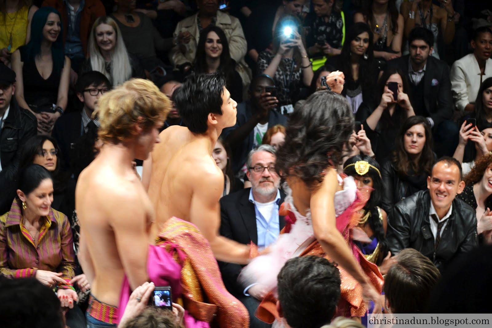Christina Dun: WMC Fashion Week - Day 5 - Dare to Wear Love Pt 3