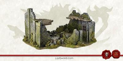 Casa en ruinas - Last Sword